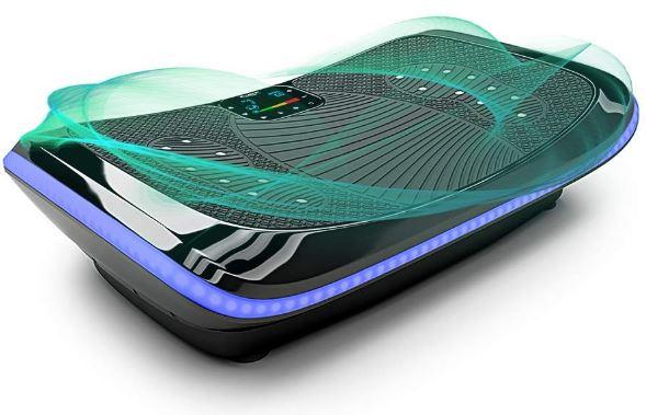 plateforme vibrante 4d bluefin