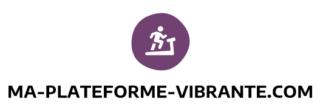logo plateforme vibrante